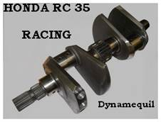 Description : Description : Balanceren en verlichting motor HONDA RC 35 RACING